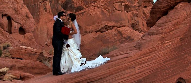 langdon video wedding videography valley of fire